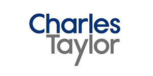 image of the charles taylor logo