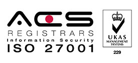 image of the iso27001 mti accreditation