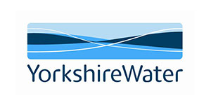 image of the yorkshire water logo for MTI's clients