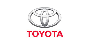 image of the toyota logo for MTI's clients