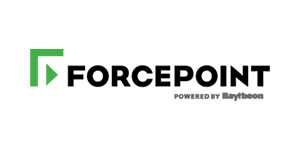 image of the forcepoint logo