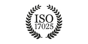 Image of the ISO17025 logo