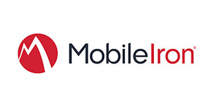 image of the mobile iron logo